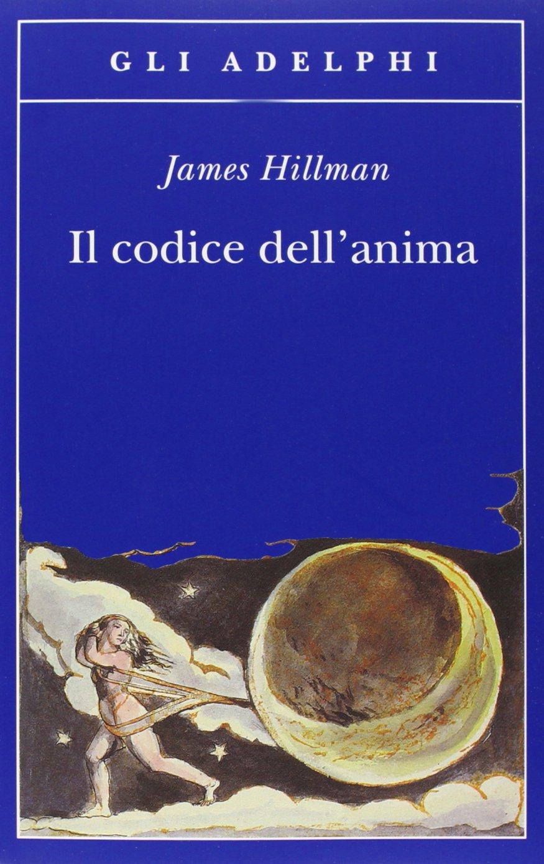 copertina Il codice dell'anima